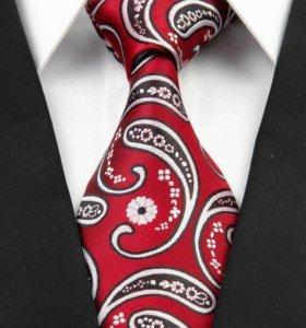 Галстук (галстуки) новые