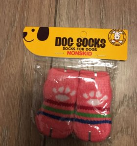 Носочки для мини собачек