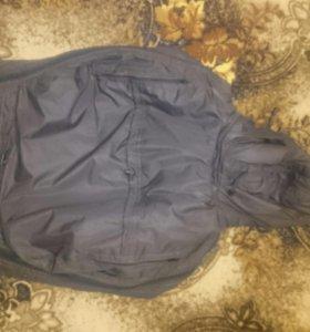 Слинговставка на куртку