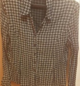 Блузки на женщину размер 48-50