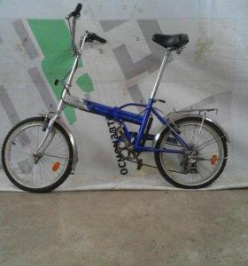 """продаётся велосипед """"STELS""""б/у,в хорошем тех/с."""