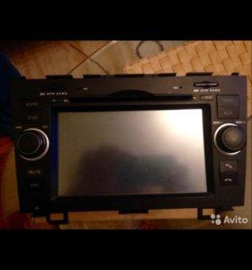 Магнитола с навигацией, TV, DVD, USB