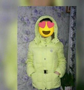 Куртка Новая!)