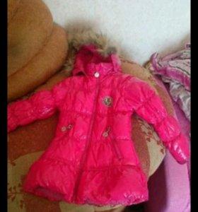 Куртка Moncler осень