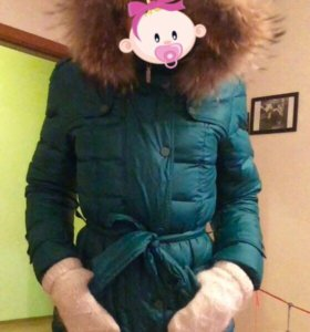 Пуховик (зима)