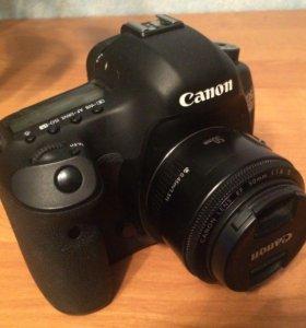 Canon 5D Mark3 + EF 50 1.8