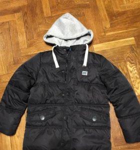 Куртка зимняя, на 134 см Futurino,маркировка 140