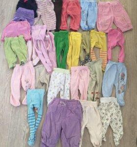 Набор детских вещей до 1 года