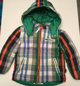 Зимняя куртка KANZ