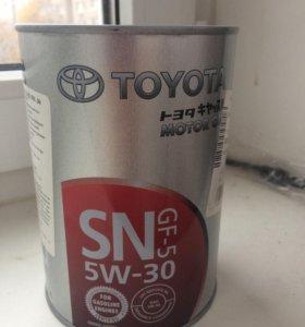 Масло Toyota 5w30 (1л)