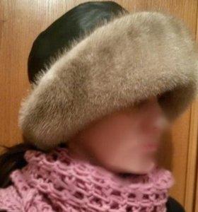 Шляпа зимняя