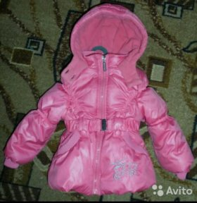 Новая теплая куртка (Осень/Весна)
