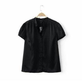 Блузка новая из шёлка