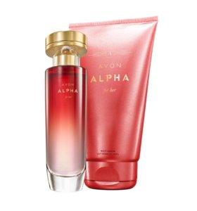 Avon Alpha для нее