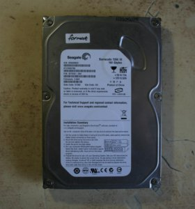 Жёсткий диск Seagate ST3160815A 160gb