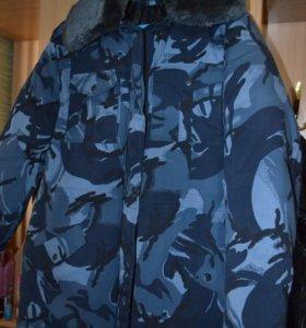 Куртка камуф