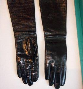 Перчатки - натуральная кожа! Новые!!!