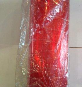Красная пленка для тонировки фар