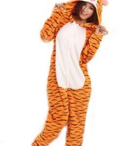 Домашний костюм тигрули