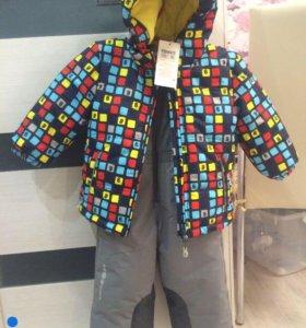 Детский комбинезон, куртка полуклмбинизон