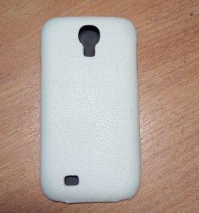 Чехол кожанный на Samsung Galaxy S4