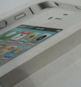 Коробка из под iPhone 4s