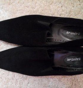 Туфли мужские, замжевые