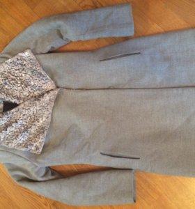 Женское пальто демисезон