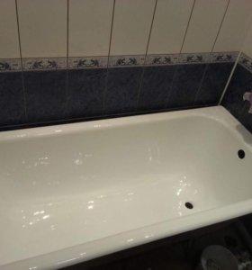 Реставрация ванн Натяжные потолки любой сложности