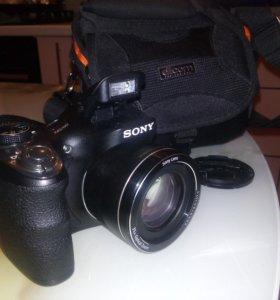 Фотоаппарат sony 300h