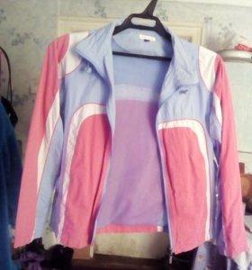 Курточка от спорт. костюма
