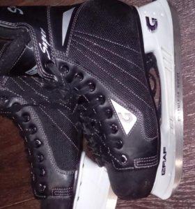 Коньки хоккейные Graf super, размер 42