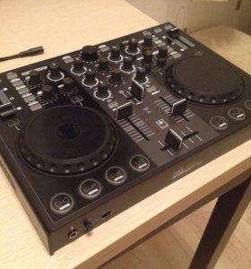 DJ Контроллер dj Reloop mixage interface