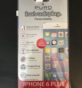 Защитная пленка матовая iPhone 6 Plus