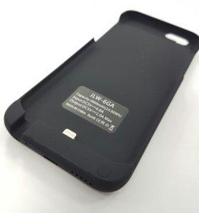 Чехол зарядка для iPhone 6/6s 3800mA