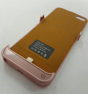Чехол зарядка для iPhone 5/5s 2400mA