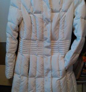 Пальто женское пух. р. S