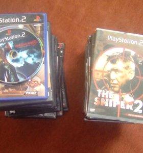 Игры для PS2, для ПК и программы для Пк