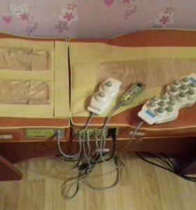 Термичемкая массажная кровать Migun HY7000E