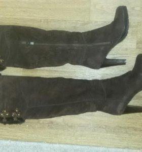 Сапоги зимние 37 размер