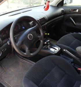 Volkswagen Passat 1.9AT, 1998, универсал
