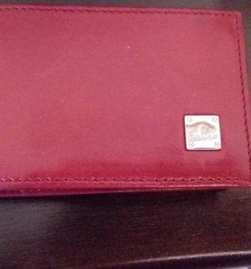 Gillian кожаный чехол для кредиток/визиток
