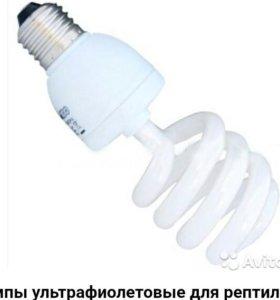 Лампы ультрафиолетовые от 750 руб