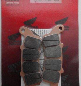 Тормозные колодки Honda goldwing gl 1800