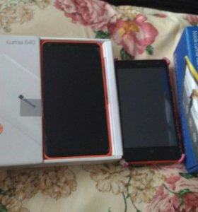 Телефоны Microsoft lumia 640 и Microsoft lumia 625