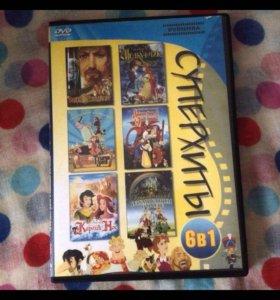 DVD диски 40 р