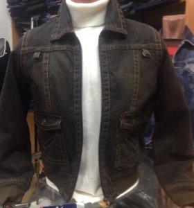 Джинсовая куртка MONTANA