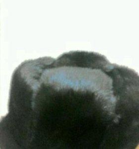 Норковая шапка 58-60
