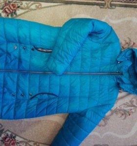 Куртка зимняя 58 р-р