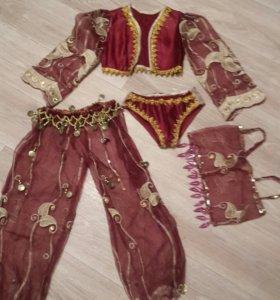 Новогодний костюм на девочку